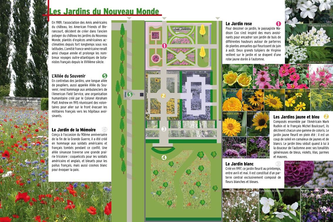 Jardins plan