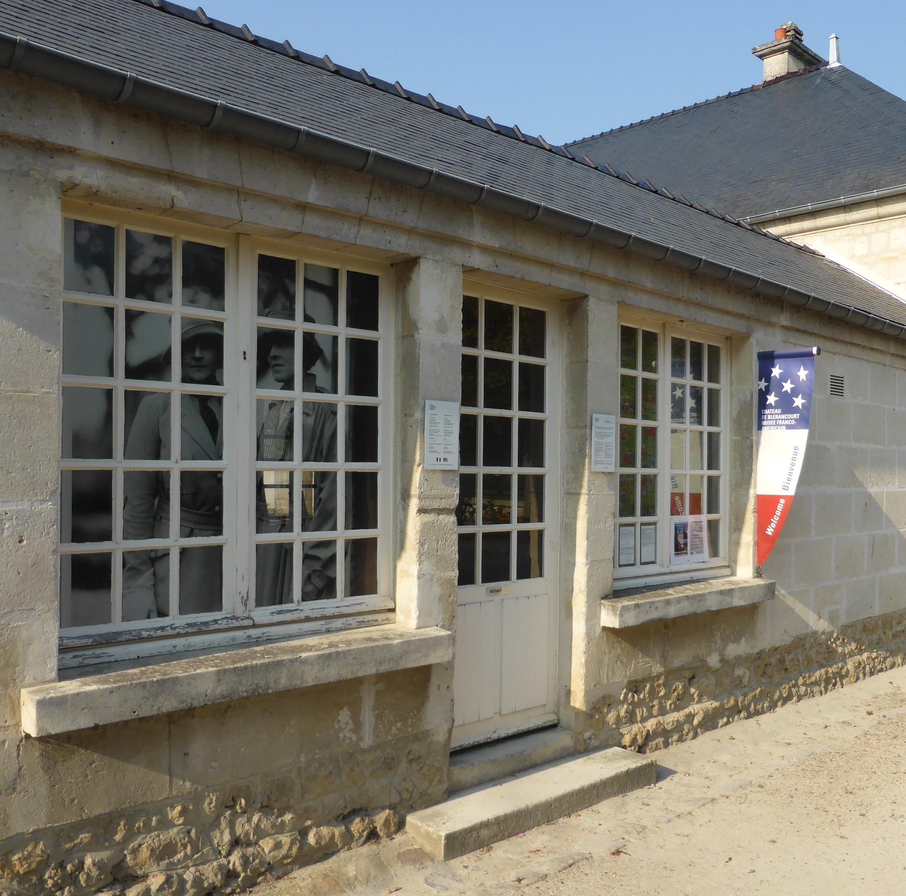 Dans leurs yeux, la guerre... au Musée franco-américain du château de Blérancourt