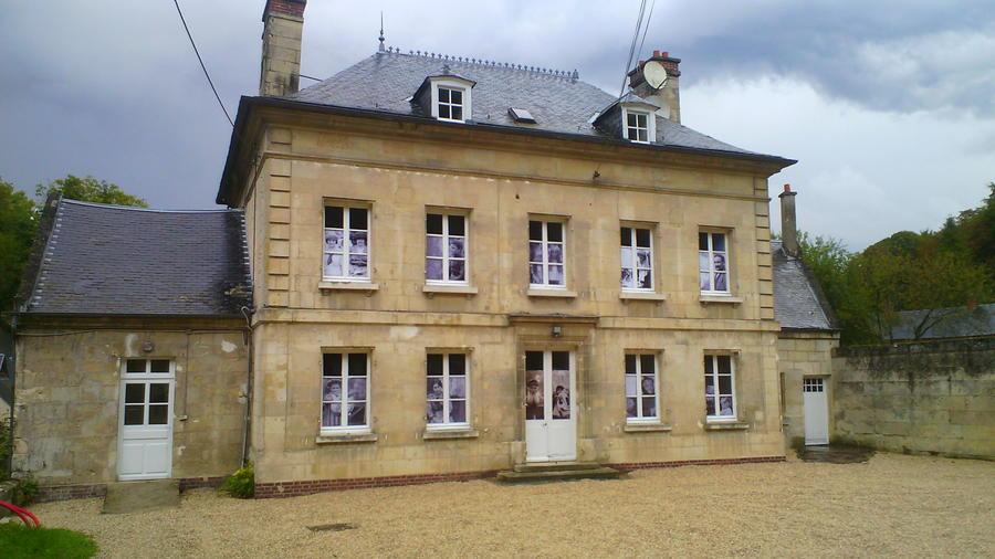 Maison Anne Morgan à Vic sur Aisne